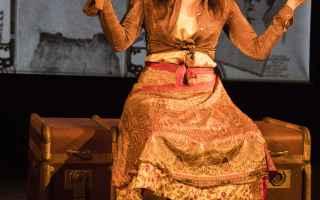Teatro: BEATRICE FAZI CINQUE DONNE DEL SUD - 17 e 18 dicembre sala Umberto di Roma