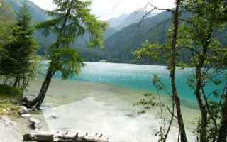 alto adige  anterselva  lago  leggenda
