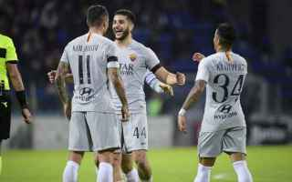 Serie A: roma genoa streaming