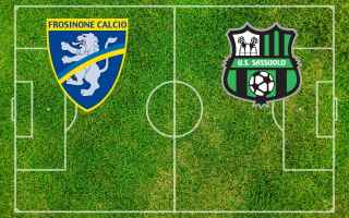 Serie A: frosinone sassuolo video gol calcio