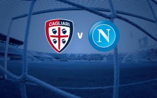 Serie A: cagliari napoli video gol calcio