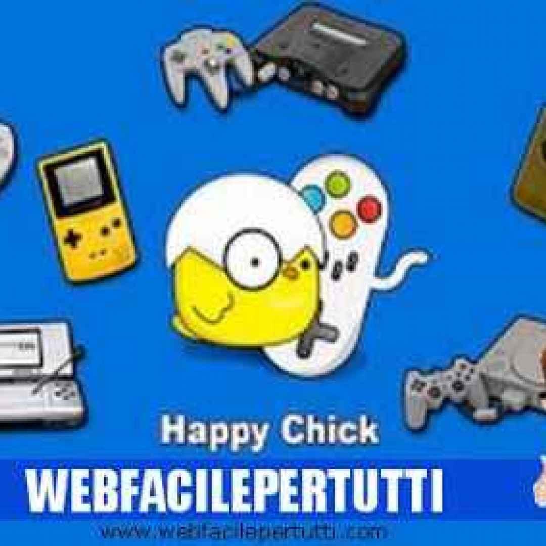 happy chick apk emulatore android app