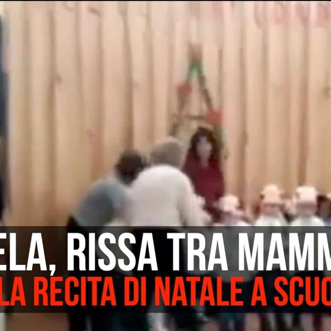 video rissa gela mamme natale