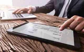 Fisco e Tasse: fattura  internet  pdf  windows