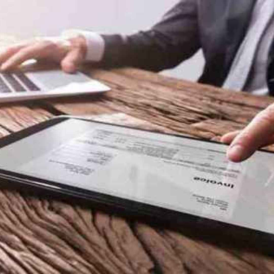fattura  internet  pdf  windows