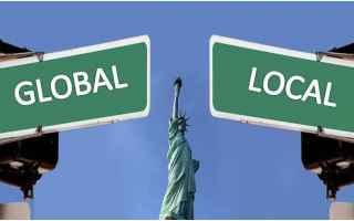Economia: protezionismo  usa  trump  global