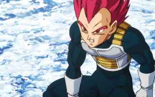 Cinema: Dragon Ball Super: Broly streaming senza limiti in alta definizione gratis