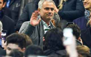 inter mourinho calcio video allenatore