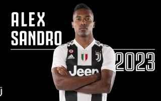 Serie A: juventus alex sandro juve video calcio