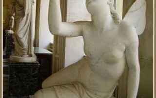 Cultura: arte  eros  mitologia  omero  psiche