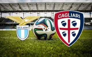 Serie A: lazio cagliari video gol calcio