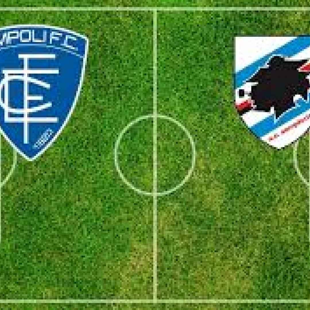 empoli sampdoria video gol calcio