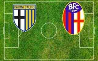 Serie A: parma bologna video gol calcio