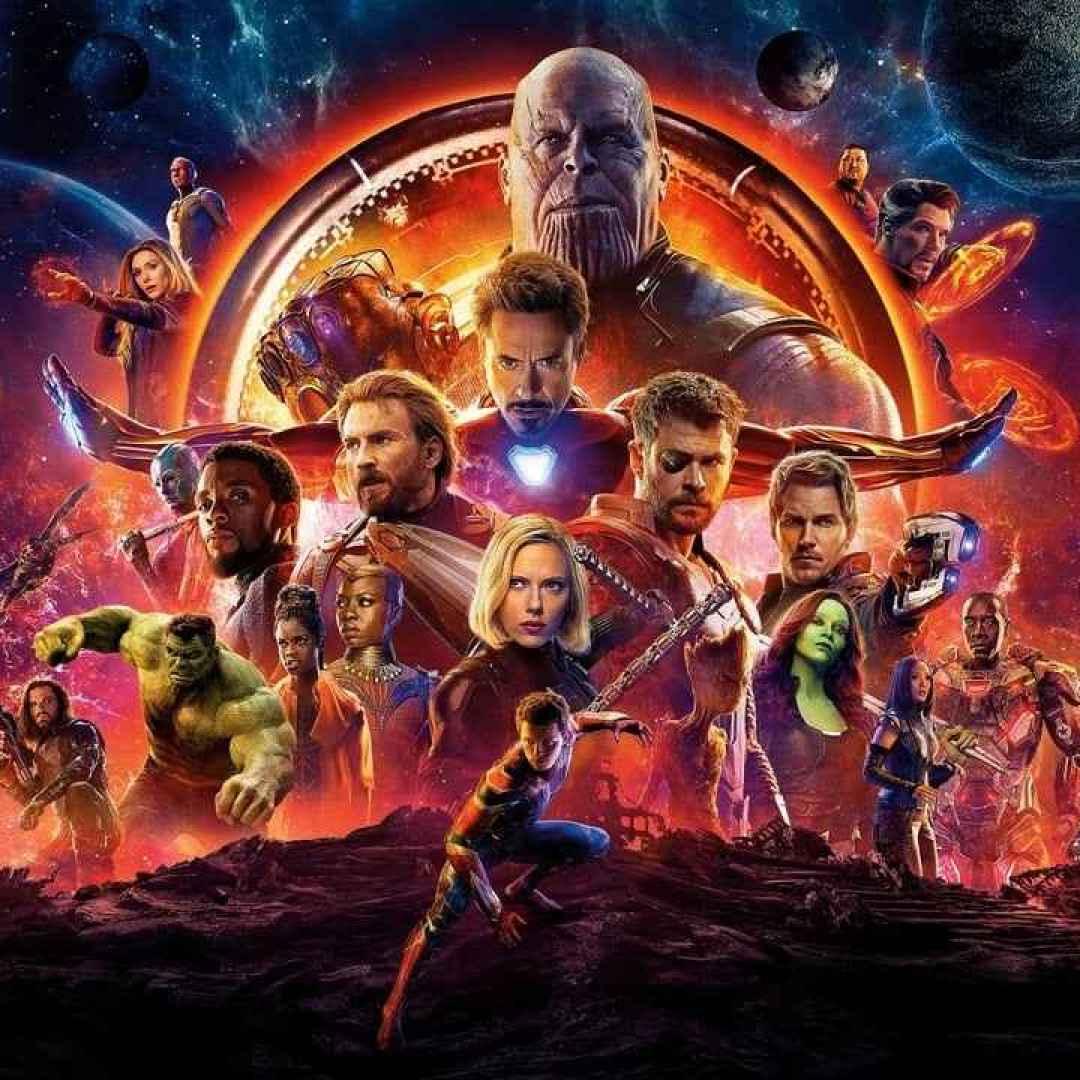 Avengers Streaming Ita