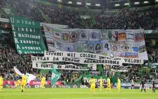Lo SC Lisboa, tradizionalmente il più filo-latino e italianista tra i club portoghesi, ha reso ieri