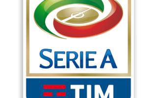 Nel big match, della 17 giornata, la Juventus batte la Roma, laureandosi campione dinverno, match wi