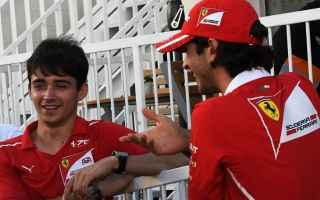 Formula 1: f1  formula1  giovinazzi  leclerc
