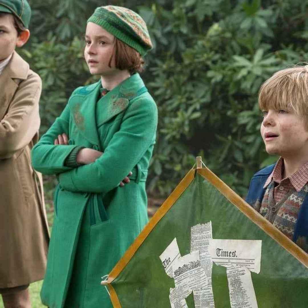 Il Ritorno Di Mary Poppins Streaming Ita Altadefinizione Film Senza