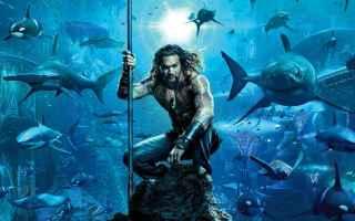 Adattamento cinematografico dedicato ad Aquaman, il supereroe delluniverso DC Comics creato nel 1941