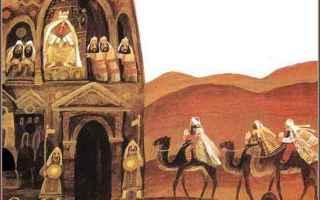 Cultura: cometa  erode  magi  matteo  natale