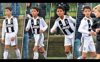 Serie minori: ronaldo juventus juve gol video