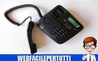 Telefonia: telefonia operatore telefonico numero