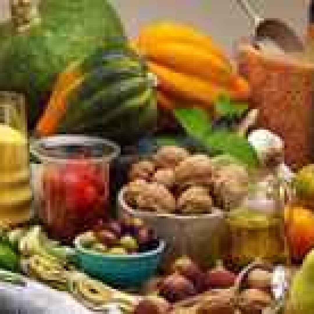dieta mediterranea  psoriasi