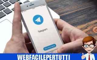 Telegram: telegram novità sondaggi app