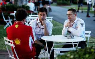 Formula 1: f1  formula 1  binotto  ferrari mercedes