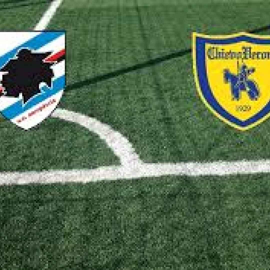 sampdoria chievo video gol calcio