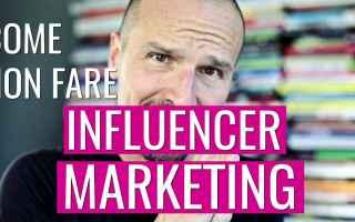 influencer  video  consigli  monty