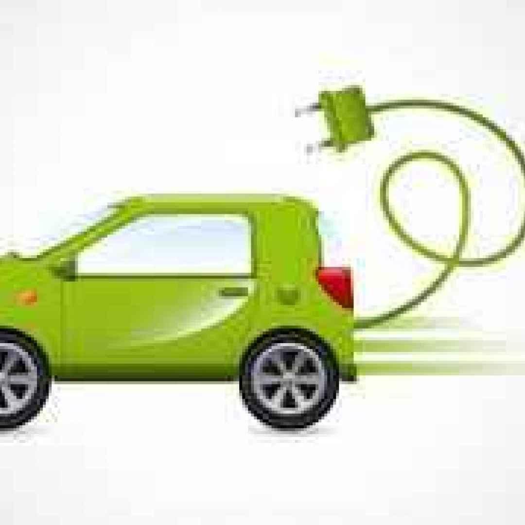 auto  motori  elettrico