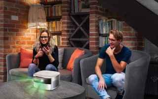 Gadget: proiettori smart  soundbar  ces 2019