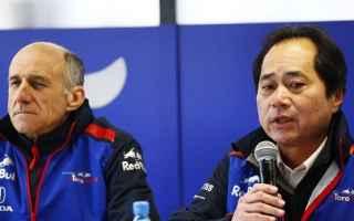 Formula 1: f1  formula1  tororosso  honda  tost