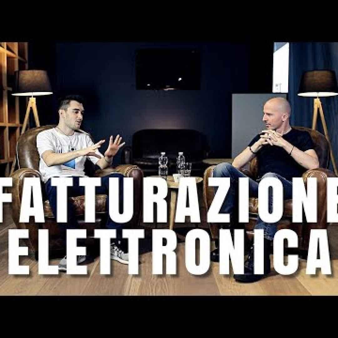 fattura elettronica video info monty