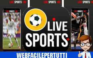 File Sharing: live sports plus hd  app  streaming  sport