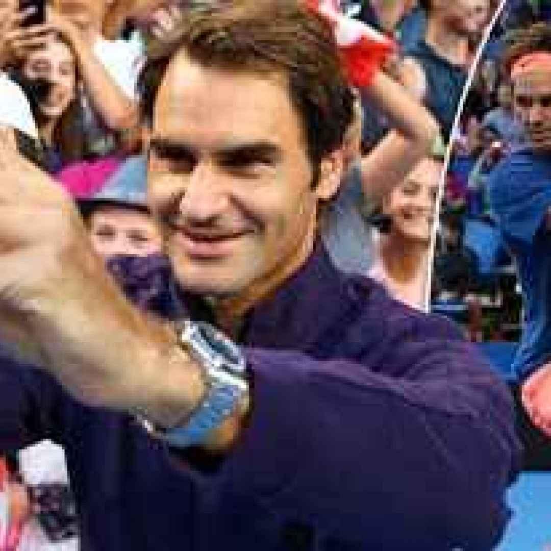 tennis grand slam perth roger federer