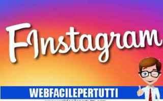 Instagram: finstagram instagram social