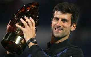 Tennis: tennis grand slam djokovic sharapova