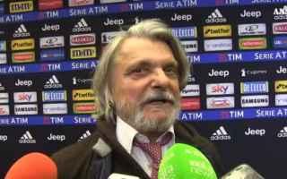 Serie A: juventus sampdoria video ferrero allegri