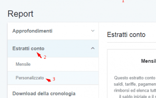 paypal  conto online  soldi