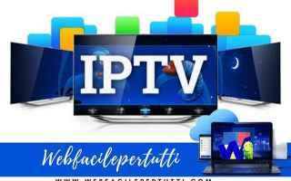 Ecco le migliori liste IPTV e le fonti più affidabili, da utilizzare sia da Smart TV che da PC , sm