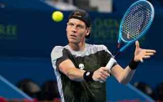 Tennis: tennis grand slam doha berdych