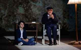 Conversazione su Tiresia. Di e con Andrea Camilleri, il film diretto da Stefano Vicario porta per la