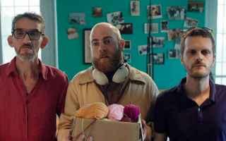 Il ragazzo più felice del mondo è un film di genere commedia del 2018, diretto da Gipi, con Domeni