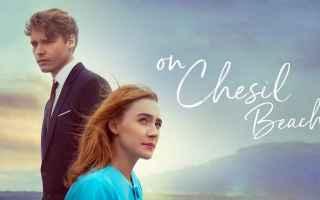 Chesil Beach, il film di Dominic Cooke basato sul romanzo best-seller di Ian McEwan, racconta la sto