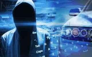 Sicurezza: virus  auto  moto  italia