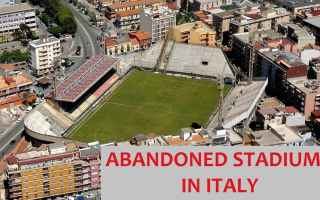Calcio: video stadio calcio sport