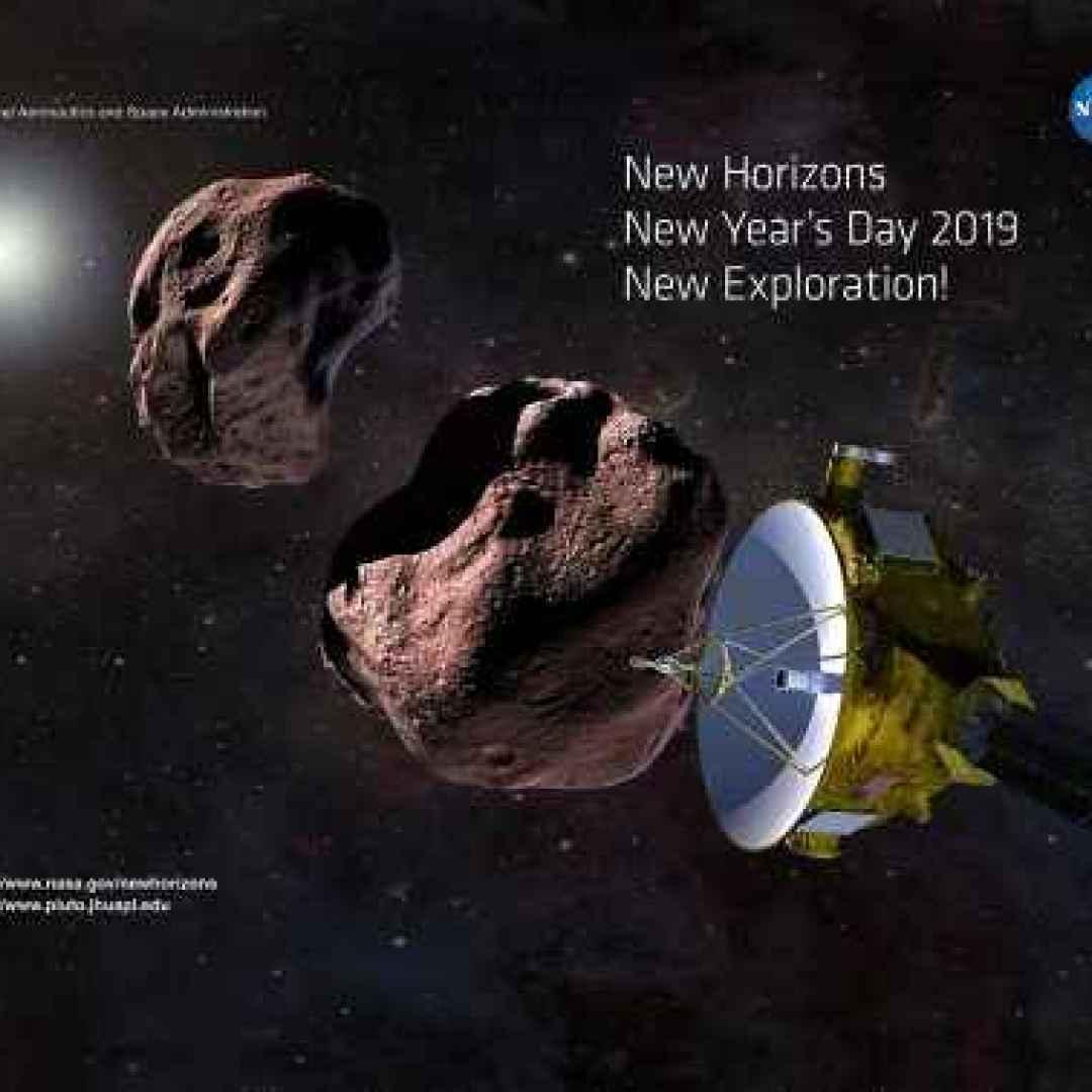 spazio  sonde  asteroidi  esplorazione