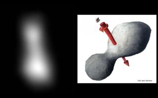 Astronomia: esplorazione spaziale  ultima thule